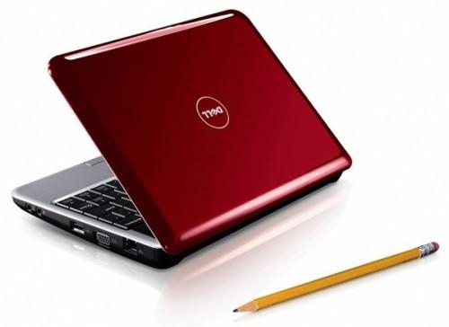 Dell E ultraportable notebook.