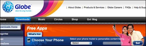 globe-free-apps